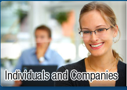 Individuals and Companies